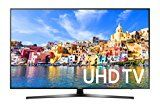 Samsung UN65KU7000 65-Inch 4K Ultra HD Smart LED TV (2016 Model)   Motion Rate: 120 Backlight: LED Smart Functionality: Yes- built in Wi-Fi Dimensions (W x H x D): TV w/ stand: 57.3 x 36.1 x 14.9, TV w/o stand: 57.3 x 33.1 x 2.1 Inputs: 3 HDMI, 2 USB  Step up your entire home theater with the...