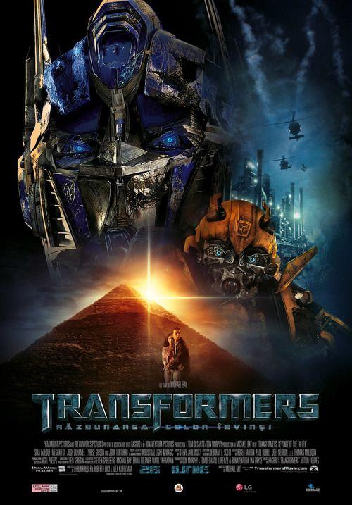 Transformers: Revenge of the Fallen Full Movie Online 2009