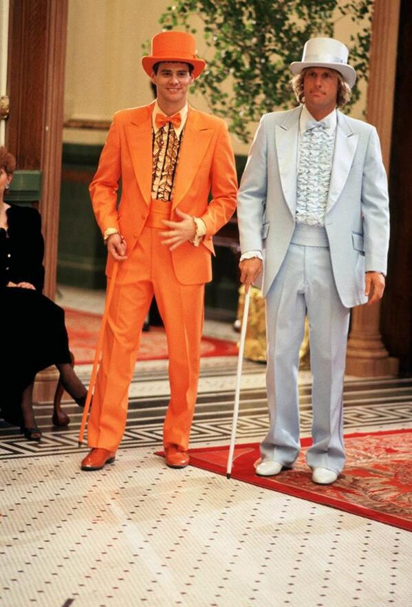 Best 25+ Dumb and dumber tux ideas on Pinterest | Dumb and dumber ...