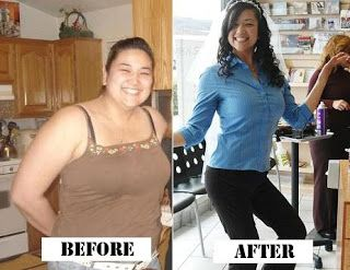 10 amazing weight loss before and after pictures
