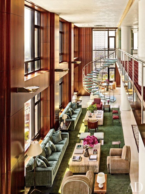 4 Exquisitely Decorated Spaces By Interior Design Studio Atelier AM