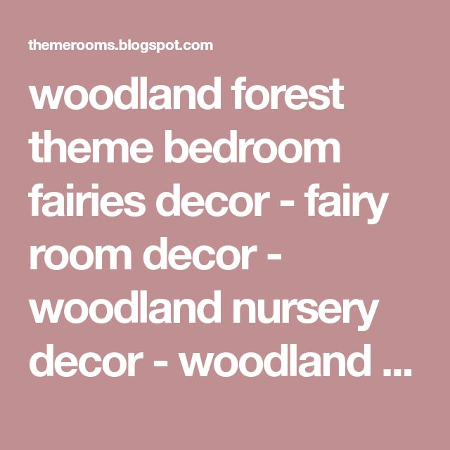 best 25 forest theme bedrooms ideas on pinterest