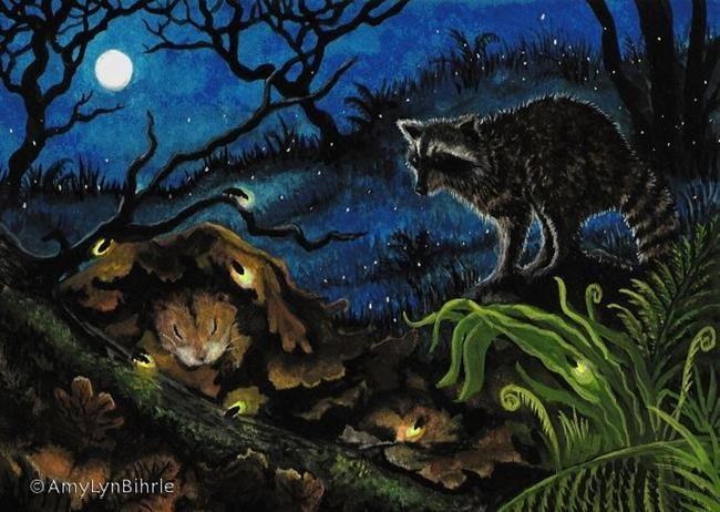 """Natures Night Light"" par AmyLyn Bihrle"