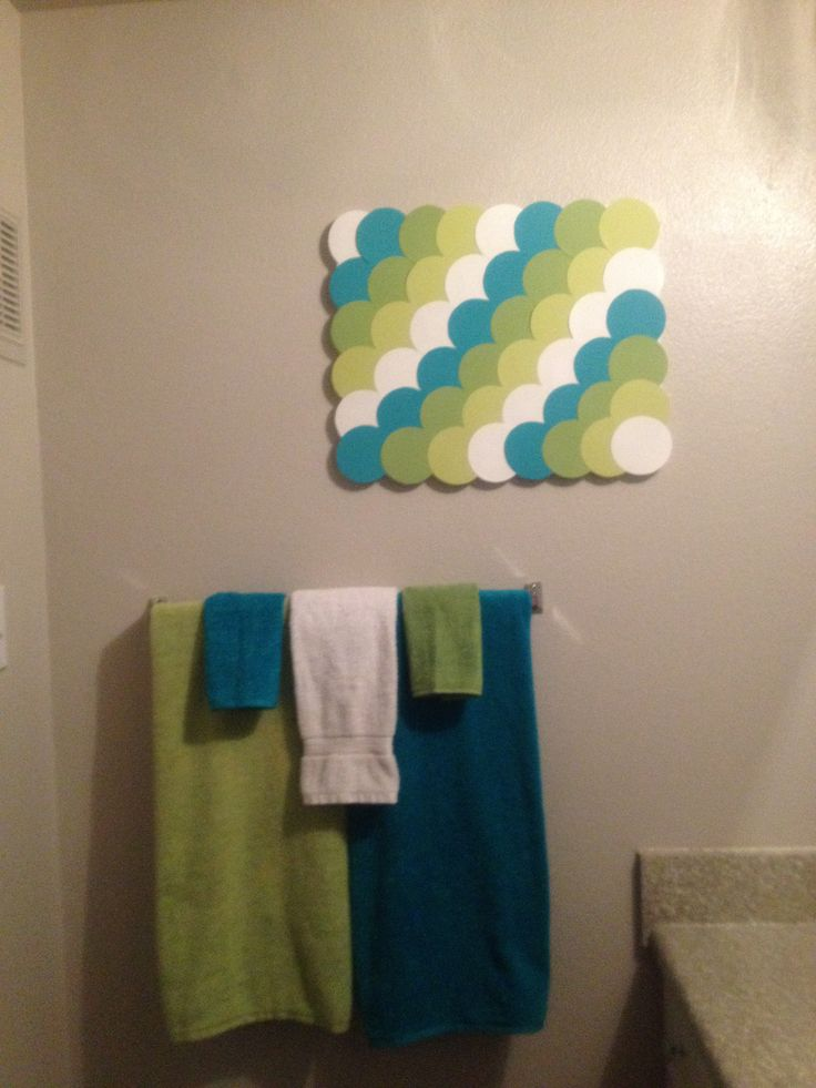 I Took An Idea From Another Pin And Riffed On It I Cut Canvas Framesmall Bathroomscard