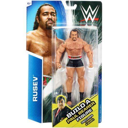 WWE Rusev Figure, Multicolor