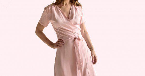 3 patrons pour coudre une robe portefeuille