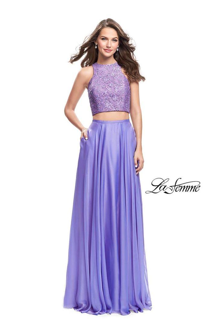898 mejores imágenes de La Femme Dresses en Pinterest | Formal ...