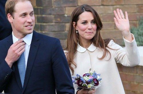 Kate Middleton va avea fetita. Vezi cand va naste