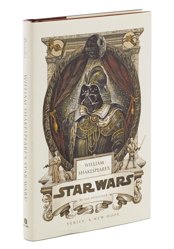 William Shakespeare's Star Wars | Mod Retro Vintage Books | ModCloth.com
