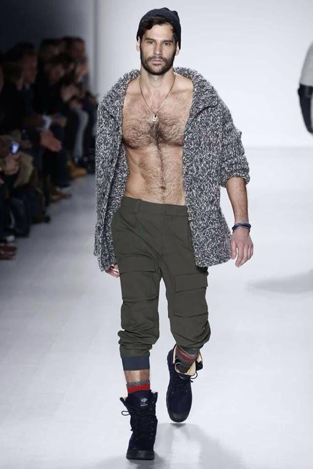 Looks like fur is back in fashion ;-)
