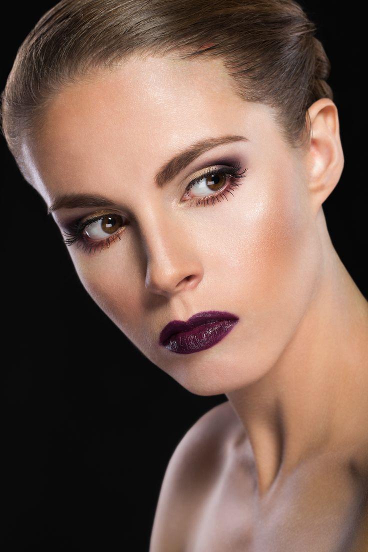 model : Aleksandra Pieczek mua: Anna Kantorczyk