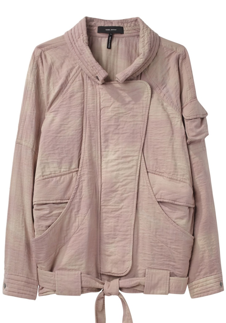 wow. just wow. isabel marant esso jacket @Esther Bramlett #wishlist #spring2012