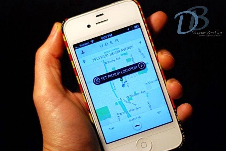 Blog do Diogenes Bandeira: Uber acusado de fraude e negligência na Califórnia...