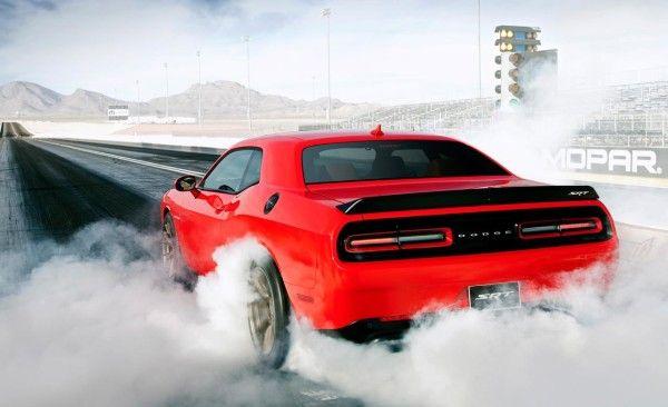 2015 Dodge Challenger SRT picture