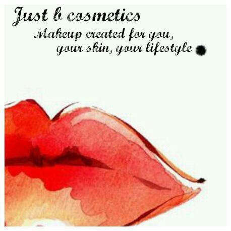 Just b cosmetics, makeup created for you, your skin, your lifestyle!