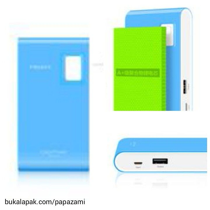 *** 18 months warranty *** Pisen Color Power 5600mAh (Lake Water Blue) cuma dibanderol 195 rb. Desain cantik dengan pilihan warna menarik.  Online shopping: www.bukalapak.com/papazami  Fast Order: HP/WA/TG: 0815-1100-6400 BBM: 5E2E9F7F LINE ID: papazami  #pisen #powerbank #papazami #onlineshop