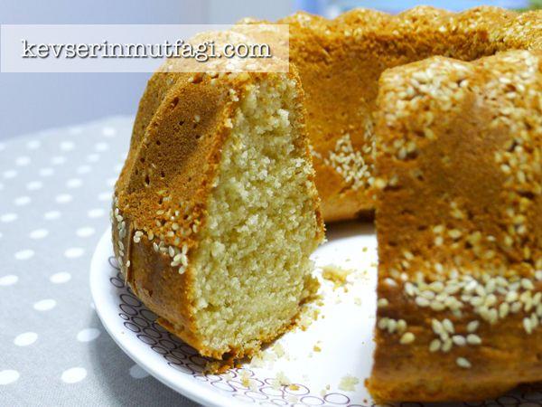 Tahinli Kek Tarifi - Kevser'in Mutfağı - Yemek Tarifleri