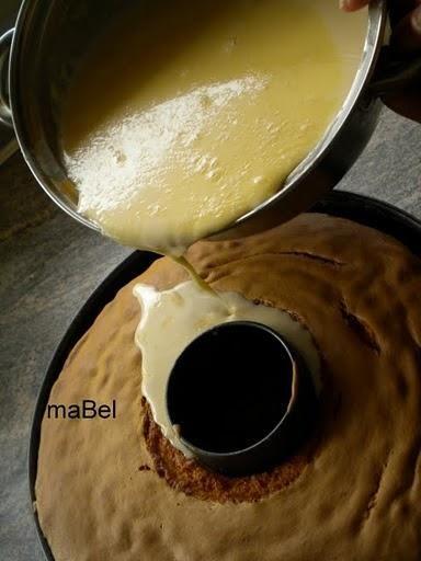 Pastel tres leches de Osvaldo Gross