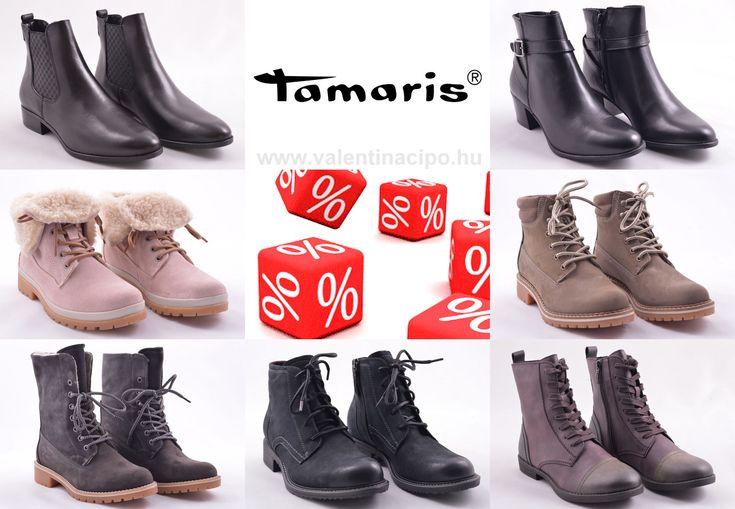 Minden Tamaris női bokacipő akciós áron vásárolható csak a készlet erejéig a Valentina Cipőboltokban vagy egyszerűen rendelhető Webáruházunkból! Várjuk nagy szeretettel 😉  https://valentinacipo.hu/kereso/marka/tamaris-440/tipus/2  #Tamaris #Tamarisbokacipő #Valentinacipőboltok