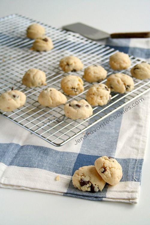 Condensed Milk Cookies (Just 3 ingredients!) | Jen's Favorite Cookies | Recipes & Photos