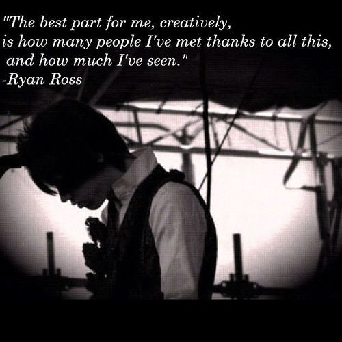 ryan ross | ryan ross # panic! at the disco # the young veins