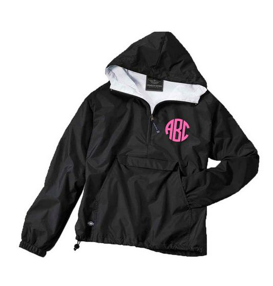 Monogram Pullover Jacket – Frill Clothing