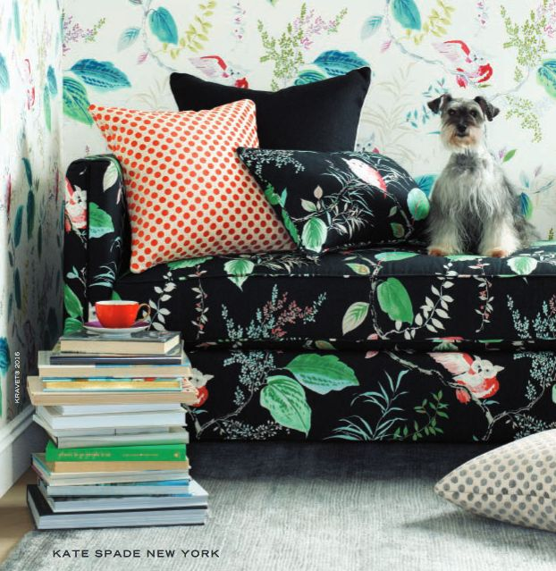 121 Best Kate Spade New York Fabric Images On Pinterest