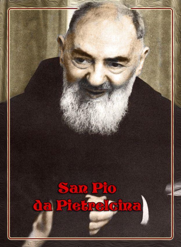 San Pio da Pietrelcina (23 settembre)