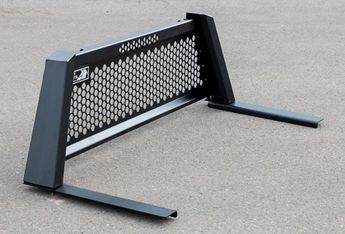 back rack cab guard
