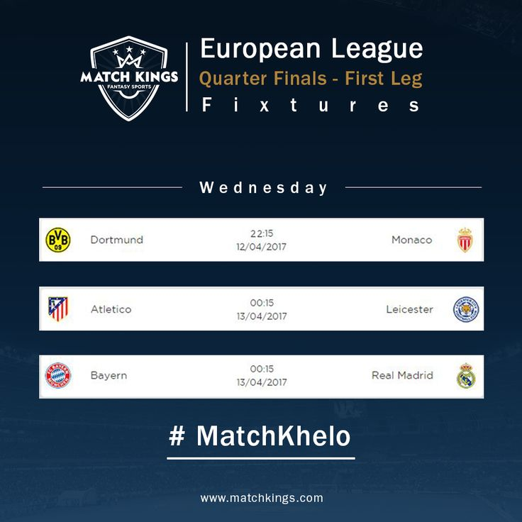 After the terrible events of last night, the fixture between Borussia #Dortmund and #Monaco will be played tonight. #MatchKhelo #DORMON #UCL #fantasysoccer #soccer #fantasyfootball #football #fantasysports #sports #fplindia #fantasyfootballindia #sportsgames #gamers  #stats  #fantasy #MatchKings