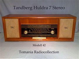 Tandberg Huldra 7 - 42