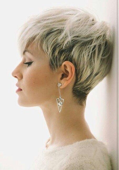 Short hair #pixie