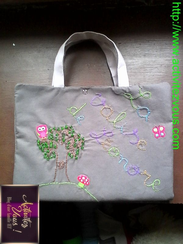 Sac d'Artiste! TUTO COUTURE d'aprés sweet anything