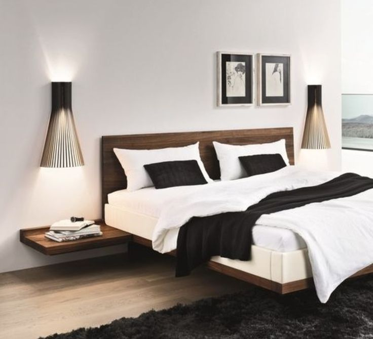 Applique murale 4230 noir h60cm secto design for Design hotel f 6 genf