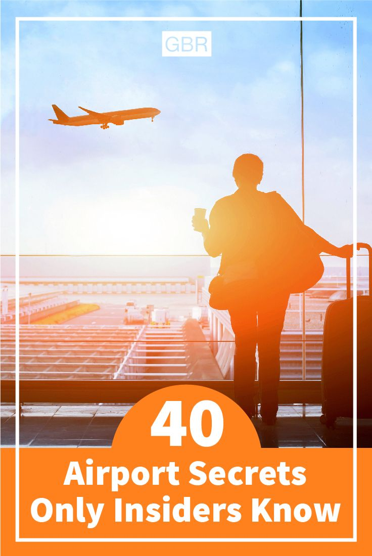 Save money and time with the best travel tips airport insiders use all the time.