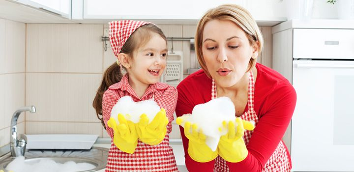 Now that the weather is warming up, it's the perfect time to think about having a spring clean of your home! We have a few tips that will make the job easier!