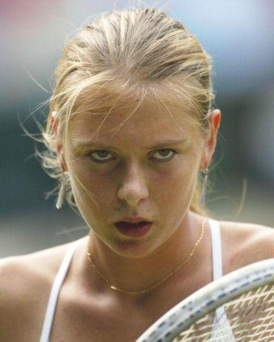 maria sharapova tennisNO SE VE