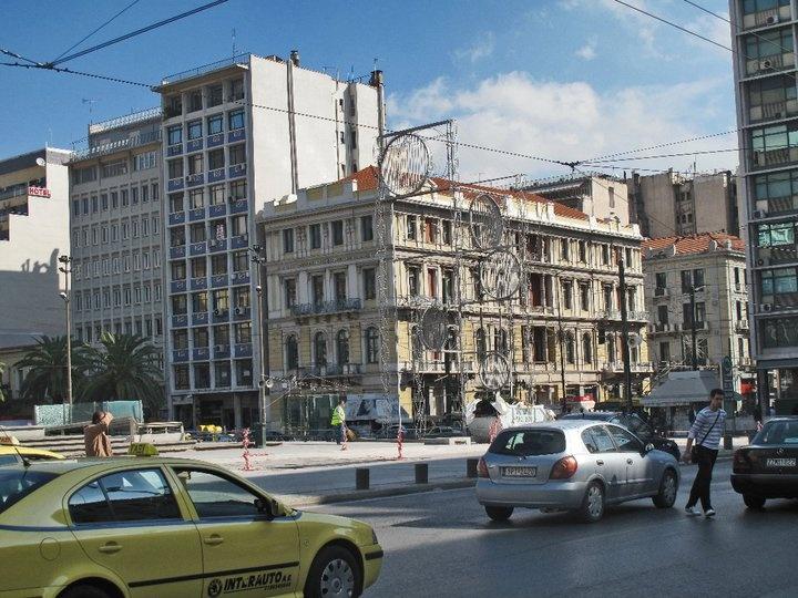 Omonoia Sq., Athens  #opticametaxas
