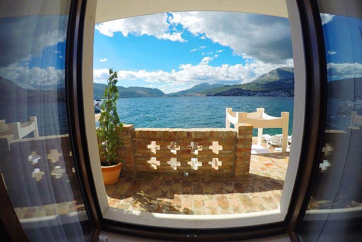 The only sound you will hear is the sound of waves… Jedini zvuk koji ćete čuti je zvuk talasa… www.forterose.me #lusticabay #lustica #kotorbay #kotor #hercegnovi #tivat #portomontenegro #mamula #montenegro  #beach #sea #mediterranean #adriatic #hotel #resort #rooms  #ForteRose
