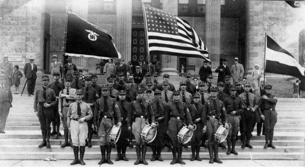 @elsaidst @haaretzcom Pro-Nazi German American Bund Chicago
