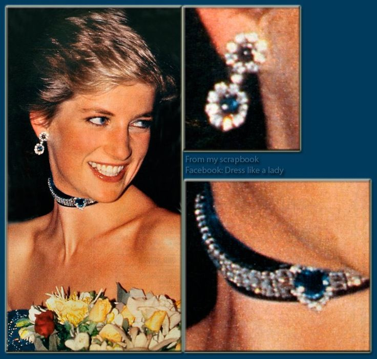 25 b sta princess diana ring id erna p pinterest lady for Princess diana jewelry box