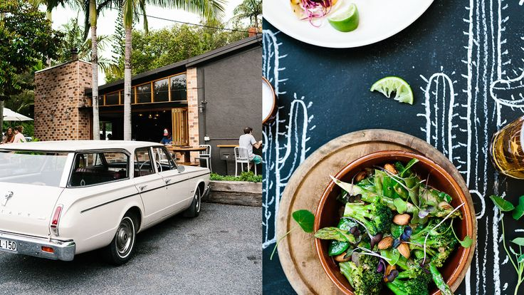 Heathy recipes from Australia's Byron Bay, just a short flight from Sydney, is home to spectacular beaches and brilliant chefs who love to surf.