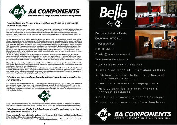 BA Components.