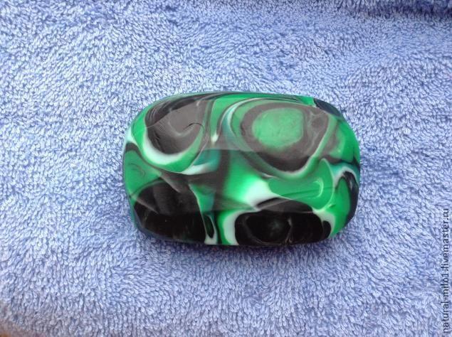 Малахит. Мыльный камень - Ярмарка Мастеров - ручная работа, handmade