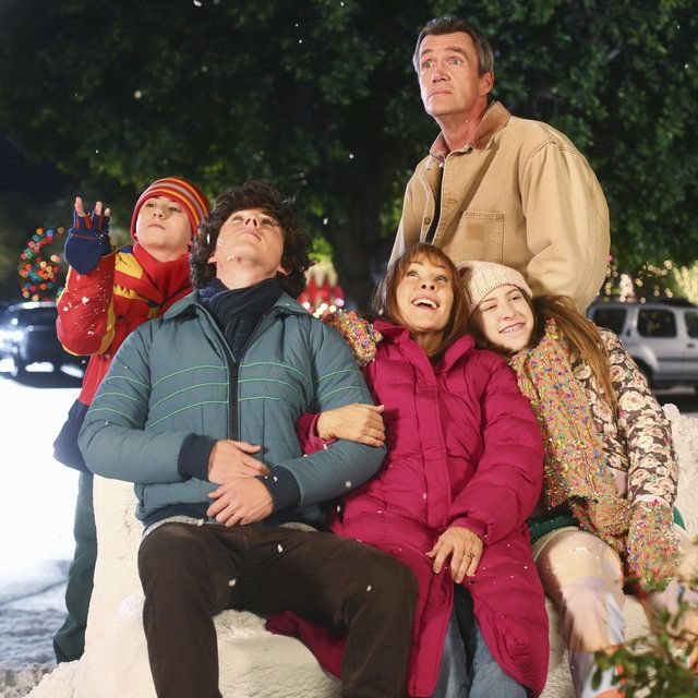 MY NEW FAVORITE SHOW! The Middle...I swear the writer of this show has secret cameras following my family!!!