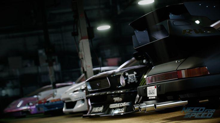 Noul joc Need for Speed 2015 primeşte un trailer care include nebunescul Mustang al lui Ken Block (Video)