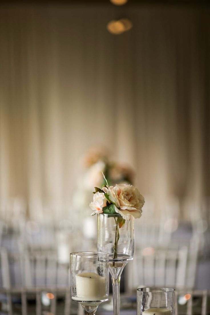 Gorgeous silk flowers from Gold Coast Wedding & Event Hire and a beautiful photo taken by Glass Slipper Photography!