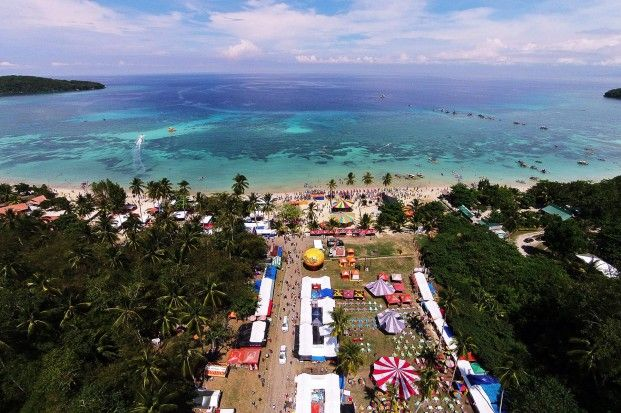 Sarbay Fest: A beach party to end all beach parties | Asian Correspondent