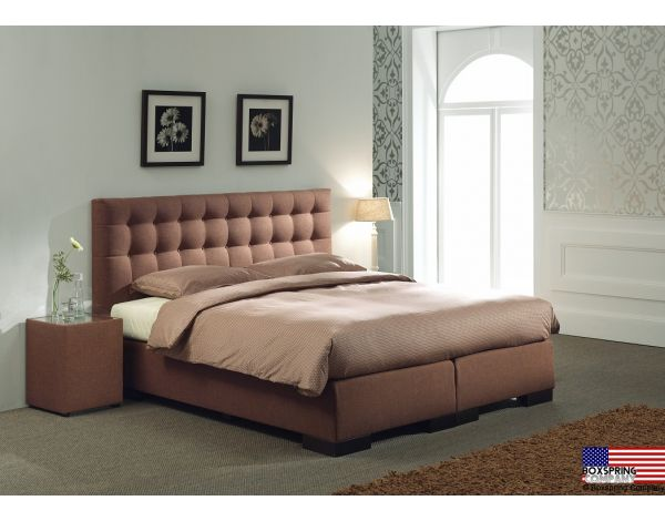Luxe Polypreen Boxspring Nopped   140/160/180x200 €1899,-