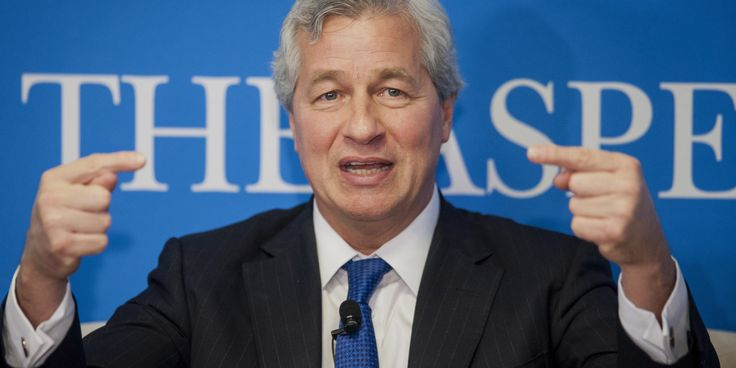 Jamie Dimon Says Banks Are Under Assault As He Announces $4.9 Billion Profit